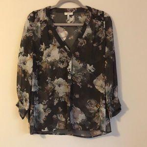 JOIE Floral blouse